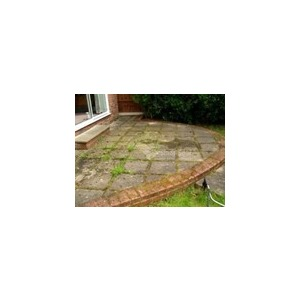Patios and Paving Slabs